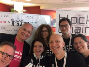 Dutch Hacking Health hackathon in UMC Utrecht